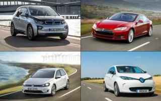 Automobili: auto elettriche ev