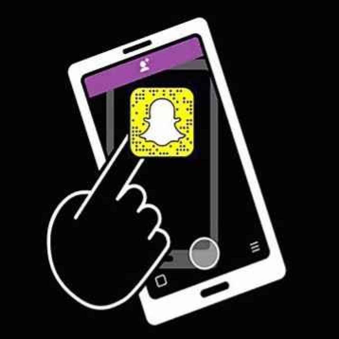 snapchat  snapcodes  qr code  app