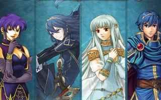nintendo  videogame  fire emblem heroes
