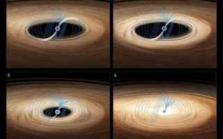 pulsar  stelle di neutroni