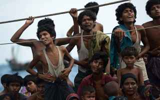 dal Mondo: rohingya genocidio myanmar birmania