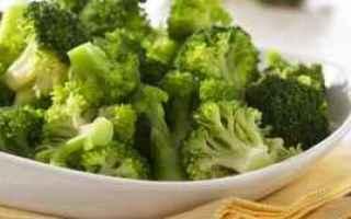 broccoli  proprietà