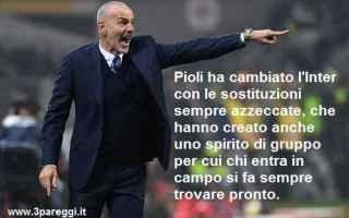 Serie A: pioli inter calcio