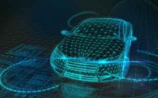 Automobili: self-driving cars  auto a guida autonoma