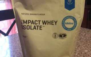 Fitness: banana bread  proteine  ricetta