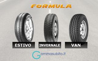 Automobili: pneumatici  vendita   formula  pirelli