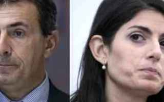 Politica: virginia  raggi  sindaco  roma  capitale