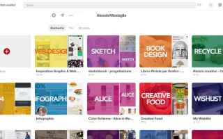 Web Marketing: pinterest  posizionamento  google