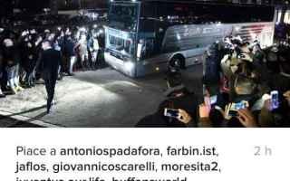 Serie A: juventus  crotone  accoglienza