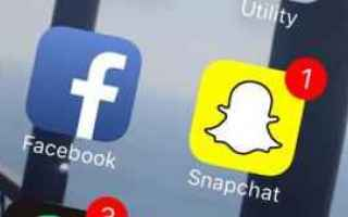 Social Network: social snapchat facebook social