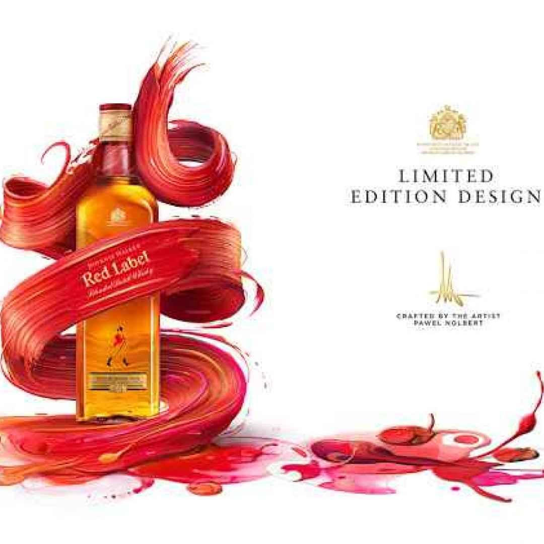 design  grafica  whisky