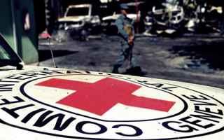 dal Mondo: afghanistan  stato islamico  croce rossa
