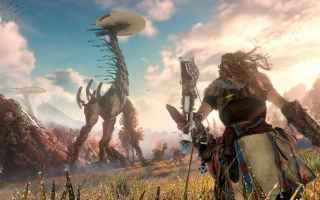 Giochi: pc ps4 xbox one horizon zero down halo