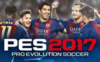 Giochi: pes 2017 konami ps4 xbox one
