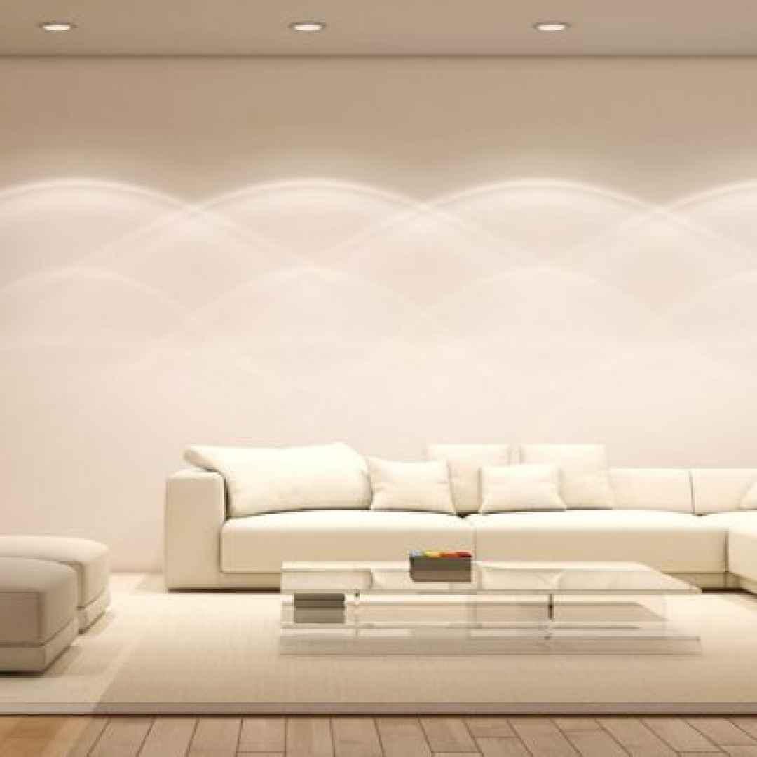 illuminazione  casa  benessere