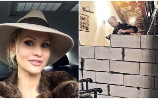 Amore e Coppia: muro  casa  divorzio  russia