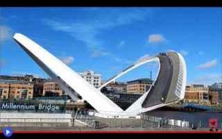 Architettura: ponti  newcastle  strutture  tecnologia  architettura