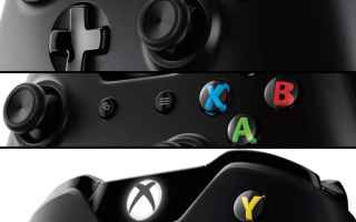 guida  xbox one  consolle