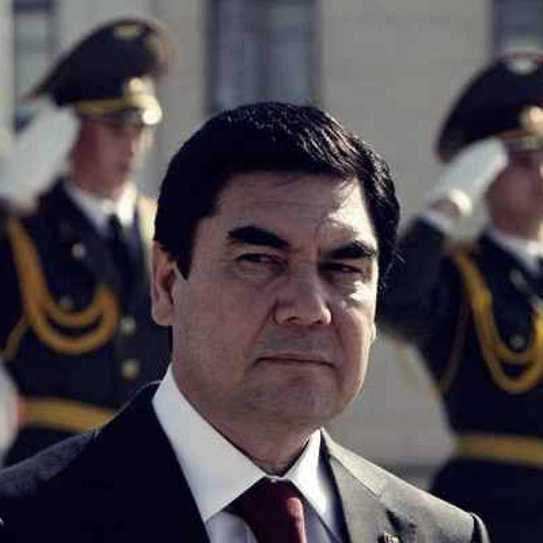 turkmenistan  asia centrale  putin