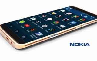 Cellulari: nokia  smartphone  android nougat  mwc