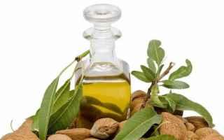 olio di mandorle  pelle  benessere