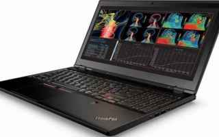 Hardware: lenovo  workstation  windows  thinkpad