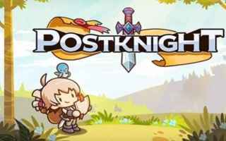 postknight  videogame  gdr  apps