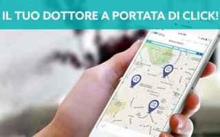 Salute: android iphone medico salute visita