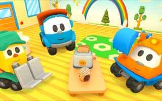 Video divertenti: cartoni animati  bambini  amicizia