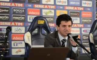 """Parla Canigiani: """"Lamore per la maglia ti regala il Derby della Capitale"""", gli si legge negli occhi"""