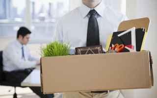Lavoro: licenziamento  dipendente  concorrenza