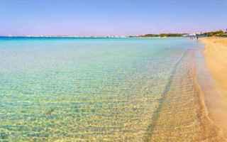 Viaggi: salento spiagge mare puglia vacanze