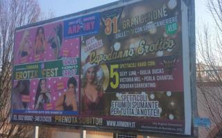 pubblicità  marketing  sesso