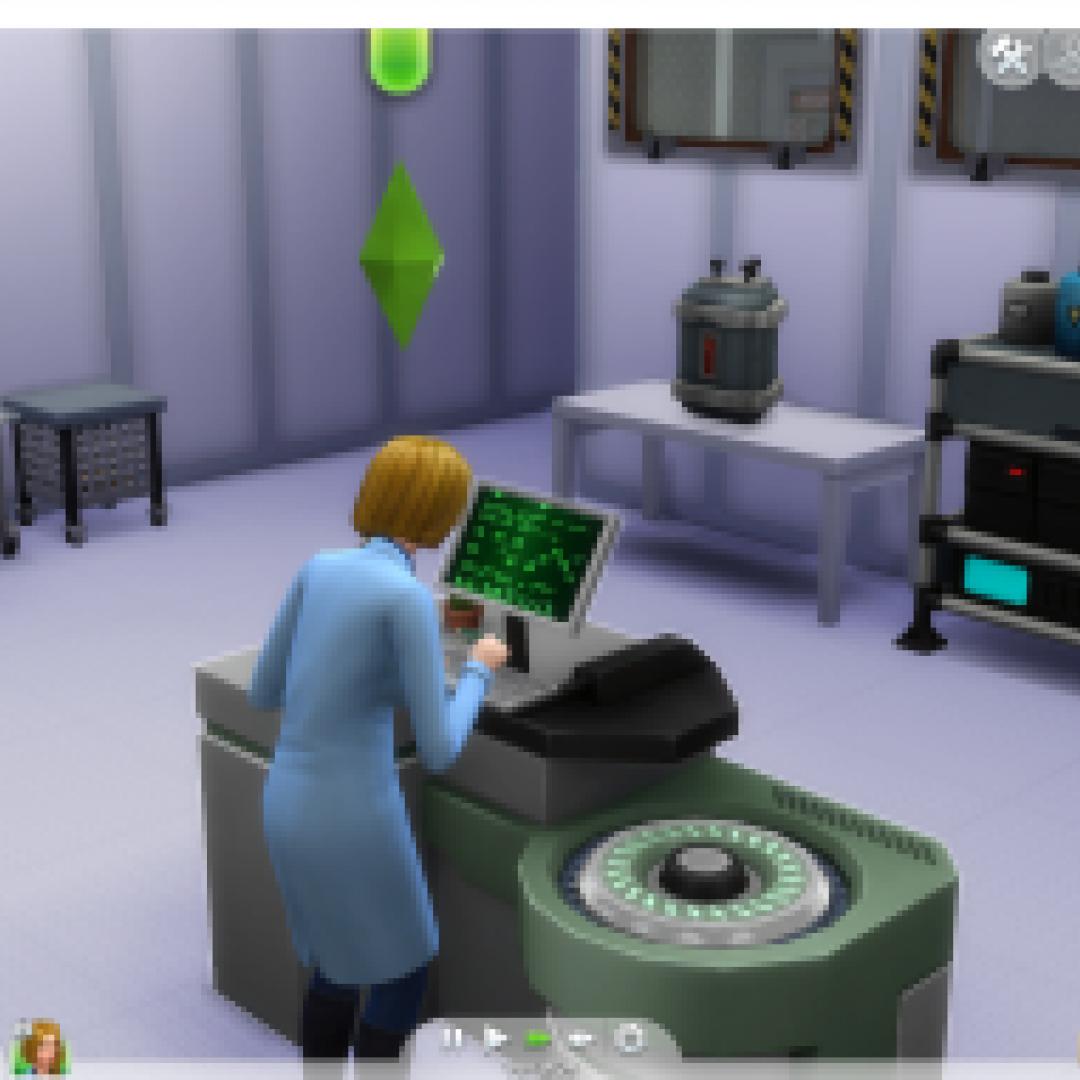the sims  gioco  pc  esperimento