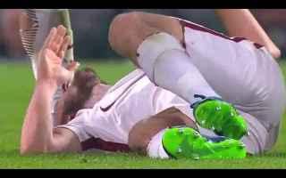 Serie A: roma  florenzi  infortunio