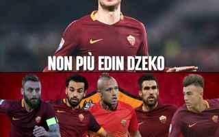 Edin Dzeko, dopo i rigori sbagliati contro Udinese e Crotone, ha annunciato che non tirerà più cal