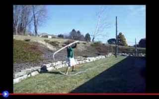Video divertenti: armi  frusta  esperimento  fisica