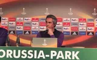 Europa League: fiorentina  borussia  europa league