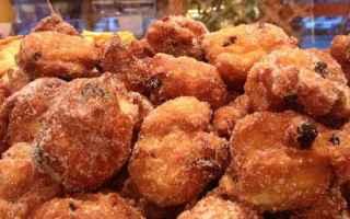 Gastronomia: carnevale  fritole  gastronomia