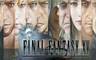 final fantasy  videogames  ps4  x-box