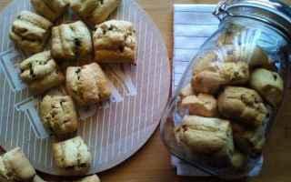 Ricette: ricetta  biscotti