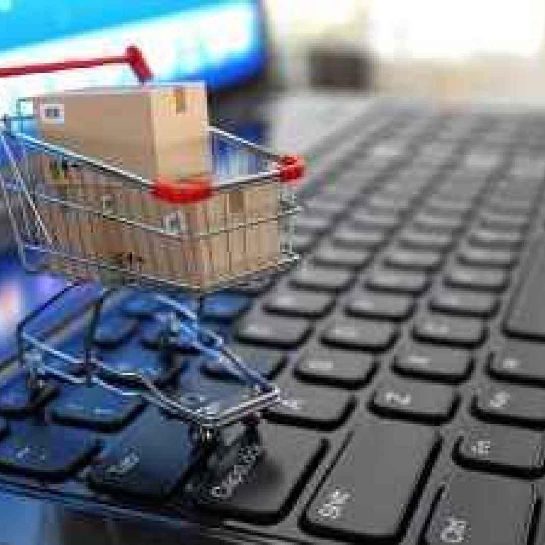 e-commerce  carrello e-commerce