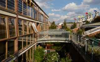 Architettura: acque  ecologici  energia  legno  natura  londra