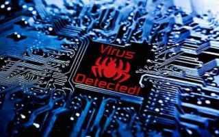 Sicurezza: antivirus  virus  guida  internet  web