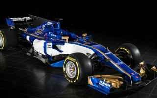 Formula 1: sauber  formula1