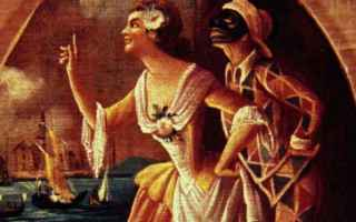 Teatro: maschere  colombina  carnevale