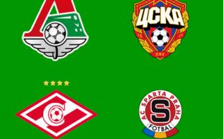 Champions League: lokomotiv  sparta  spartak  cska