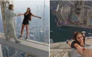 Immagini virali: instagram  dubai  rooftopping