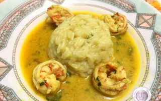 Ricette: thai  cocco  gamberi
