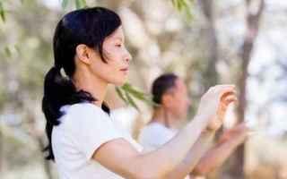 Fitness: mal di schiena  lombalgia  yoga  tai chi